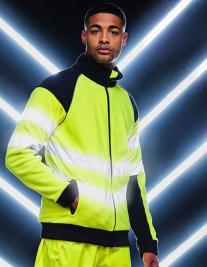 Pro Hi-Vis Fleece Jacket